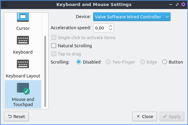 Chapter 3 2 8 Keyboard and Mouse — Lubuntu Manual 19 04