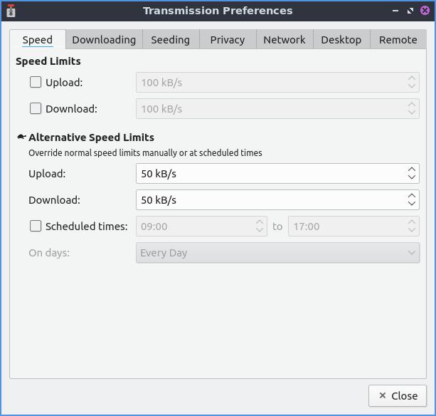 Chapter 2 1 2 Transmission — Lubuntu Manual 19 04 documentation